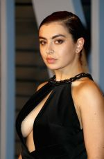 CHARLI XCX at 2018 Vanity Fair Oscar Party in Beverly Hills 03/04/2018