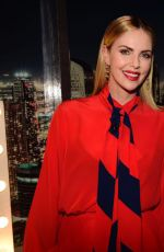 CHARLIZE THERON at Global Education and Skills Forum 2018 in Dubai 03/17/2018