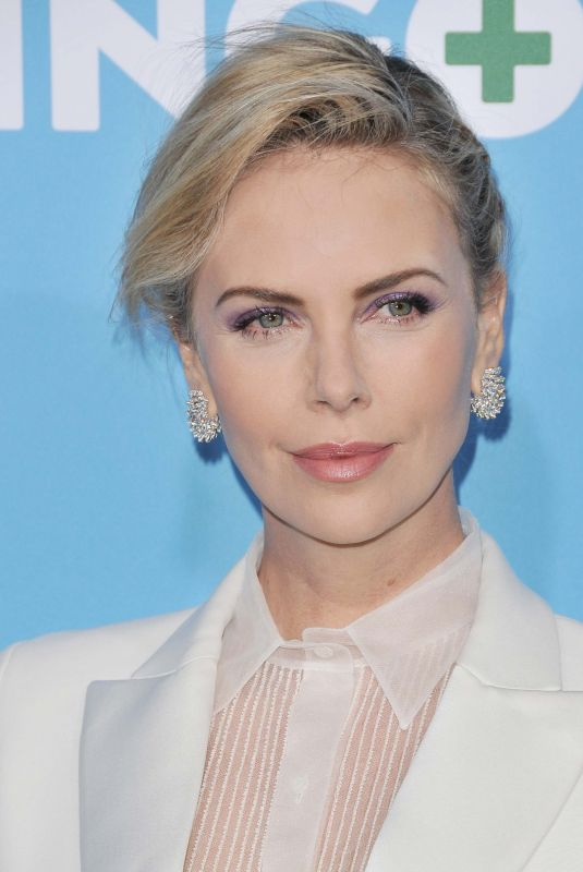 CHARLIZE THERON at Gringo Premiere in Los Angeles 03/06/2018