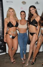 CHARLOTTE CONNELLY at Miss Swimsuit UK 2018 in London 03/23/2018