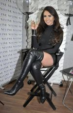 CHARLOTTE DAWSON and JESS IMPIAZZI at Charlotte