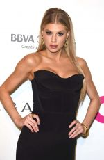 CHARLOTTE MCKINNEY at Elton John Aids Foundation Academy Awards Viewing Party in Los Angeles 03/04/2018