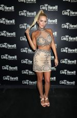 CHEALSE SOPHIA HOWELL at Hoops and Hottie Event at Crazy Horse III in Las Vegas 03/17/2018