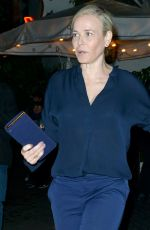 CHELSEA HANDLER Leaves Chateau Marmont in Los Angeles 03/02/2018