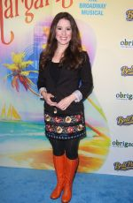 CHILINA KENNEDY at Escape to Margaritaville Opening Night in New York 03/15/2018