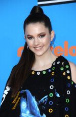 CHLOE EAST at 2018 Kids' Choice Awards in Inglewood 03/24/2018