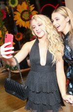 CHLOE LUKASIAK at Milly Loves Fred Segal Pop-up Launch Party in Los Angeles 03/27/2018