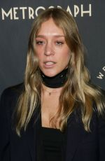 CHLOE SEVIGNY at Metrograph 2nd Anniversary Party in New York 03/22/2018