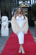 CHLOE SIMS at The Only Way is Essex Premiere in Chigwell 03/19/2018