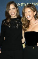 CHRISTINA and KATHERINE SCHWARZENEGGER at Midnight Sun Premiere in Hollywood 03/15/2018