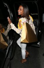 CHRISTINA MILIAN Night Out in Hollywood 03/17/2018