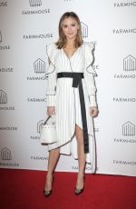 CHRISTINE EVANGELISTA at Farmhouse Opening at Beverly Center in Los Angeles 03/15/2018
