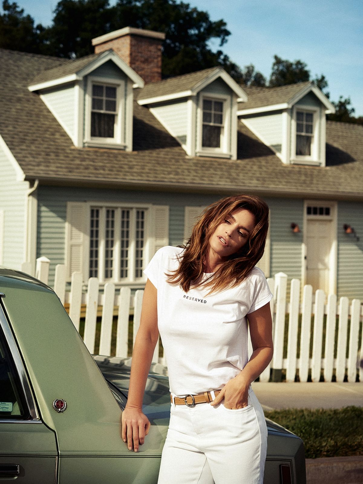 Spring reserved summer campaign photos