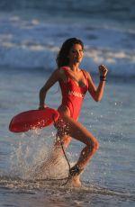 CJ FRANCO in Swimsuit for 138 Water Photoshoot in Malibu 03/07/2018