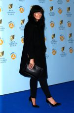 CLAUDIA WINKLEMAN at RTS Programme Awards in London 03/20/2018