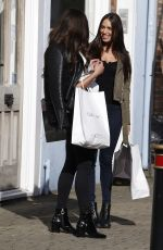 CLELIA THEODOROU and SHELBY TRIBBLE Out Shopping in Brentwood 03/21/2018