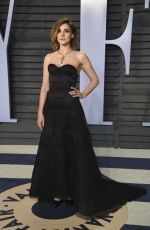 CLOTILDE COURAU at 2018 Vanity Fair Oscar Party in Beverly Hills 03/04/2018