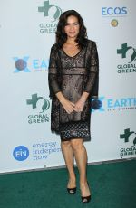 CONSTANCE MARIE at Global Green Pre-Oscars Party in Los Angeles 02/28/2018