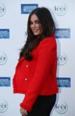 COURTNEY GREENE at The Only Way is Essex Premiere in Chigwell 03/19/2018