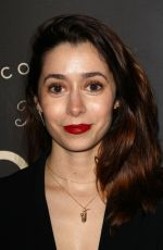 CRISTIN MILIOTI at Metrograph 2nd Anniversary Party in New York 03/22/2018