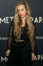 CRYSTAL MOSELLE at Metrograph 2nd Anniversary Party in New York 03/22/2018