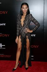 CRYSTLE STEWART at Acrimony Premiere in New York 03/27/2018
