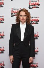 DAISY RIDLEY at Empire Film Awards in London 03/18/2018