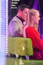 DAKOTA FANNING at The One Show in London 03/28/2018