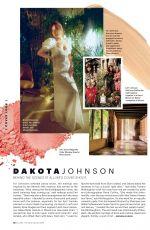 DAKOTA JOHNSON in Allure Magazine, February 2018
