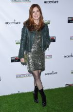 DANA DELANY at Oscar Wilde Awards in Santa Monica 03/01/2018