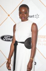 DANAI GURIRA at 2018 Essence Black Women in Hollywood Luncheon in Beverly Hills 03/01/2018