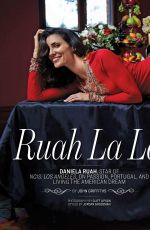 DANIELA RUAH for CBS Watch! Magazine, 2018