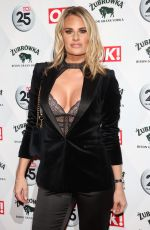 DANIELLE ARMSTRONG at OK! Magazine