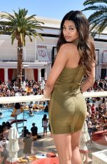 DANIELLE HERRINGTON at Sports Illustrated Swimsuit Model Search Winners Announcement in Las Vegas 03/24/2018
