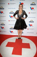 DANIELLE SAVRE at Red Cross Los Angeles 2nd Annual Humanitarian Awards 03/09/2018