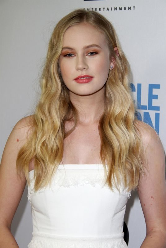 DANIKA YAROSH at The Miracle Season Special Screening in Beverly HIlls 03/27/2018