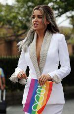 DANNII MINOGUE at Gay & Lesbian Mardi Gras in Sydney 03/02/2018