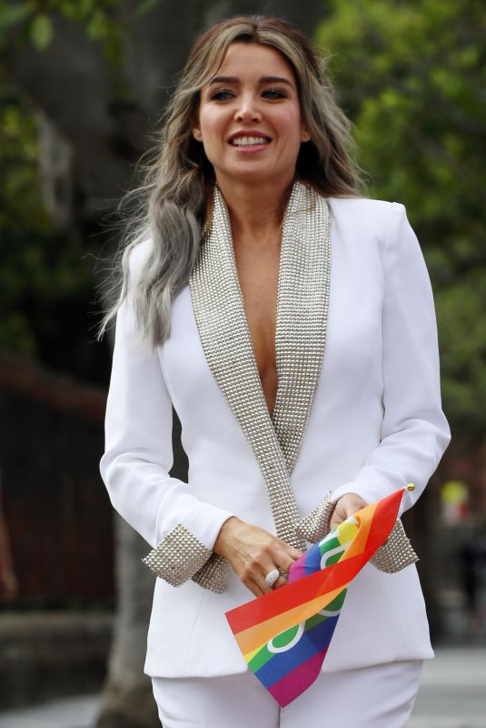 DANNII MINOGUE at Gay & Lesbian Mardi Gras in Sydney 03/02/2018