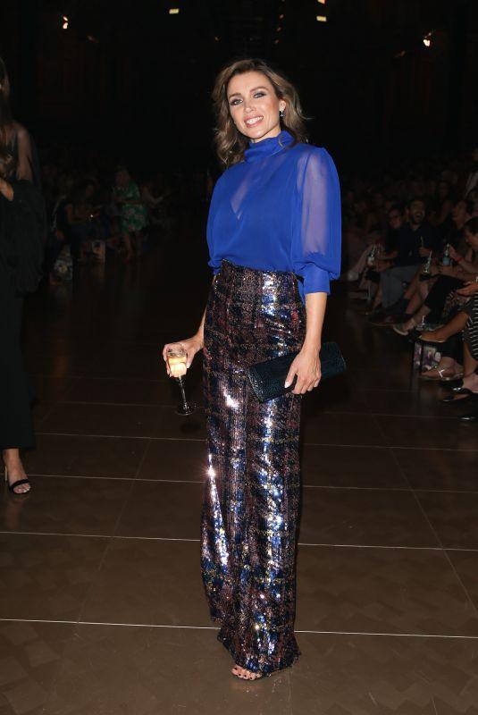 DANNII MINOGUE at Melbourne Fashion Festival 03/08/2018