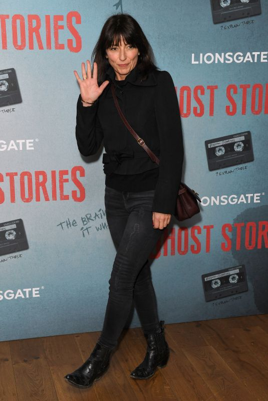 DAVINA MCCALL at Ghost Stories Screening in London 03/27/2018