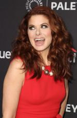 DEBRA MESSING at Will & Grace Show Presentation in Los Angeles 03/17/2018