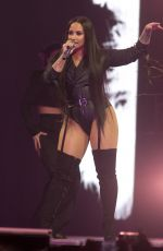 DEMI LOVATO Performs at Her Tell Me You Love Me Tour in Philadelphia 03/23/2018