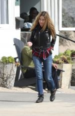 DENISE RICHARDS Out and About in Malibu 03/18/2018