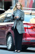 DIANNA AGRON Out in New York 03/27/2018