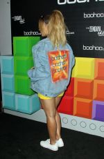 DINAH JANE at Boohoo Hosts The Zendaya Edit Block Party in Los Angeles 03/21/2018
