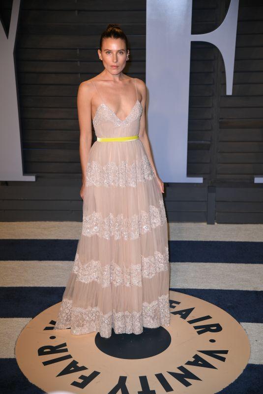 DREE HEMINGWAY at 2018 Vanity Fair Oscar Party in Beverly Hills 03/04/2018