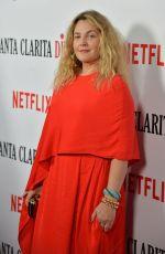 DREW BARRYMORE at Santa Clarita Diet Season 2 Premiere in Los Angeles 03/22/2018