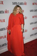 DREW BARRYMORE at Ssanta Clarita Diet Season 2 Premiere in Los Angeles 03/22/2018