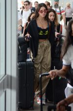 DUA LIPA Arrives at Airport in Sydney 03/25/2018