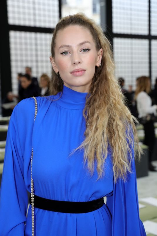 DYLAN PENN at Valentino Fashio Show at Paris Fashion Week 03/04/2018